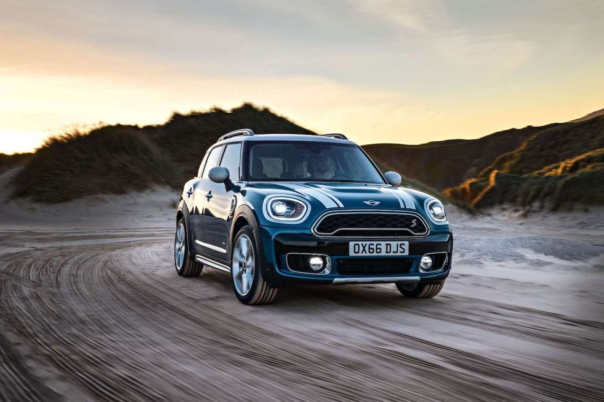 Mini Countryman Cooper S E 2017