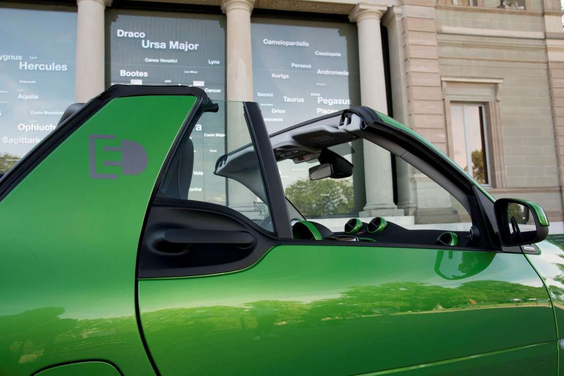 Prezzo di Smart electric drive cabrio