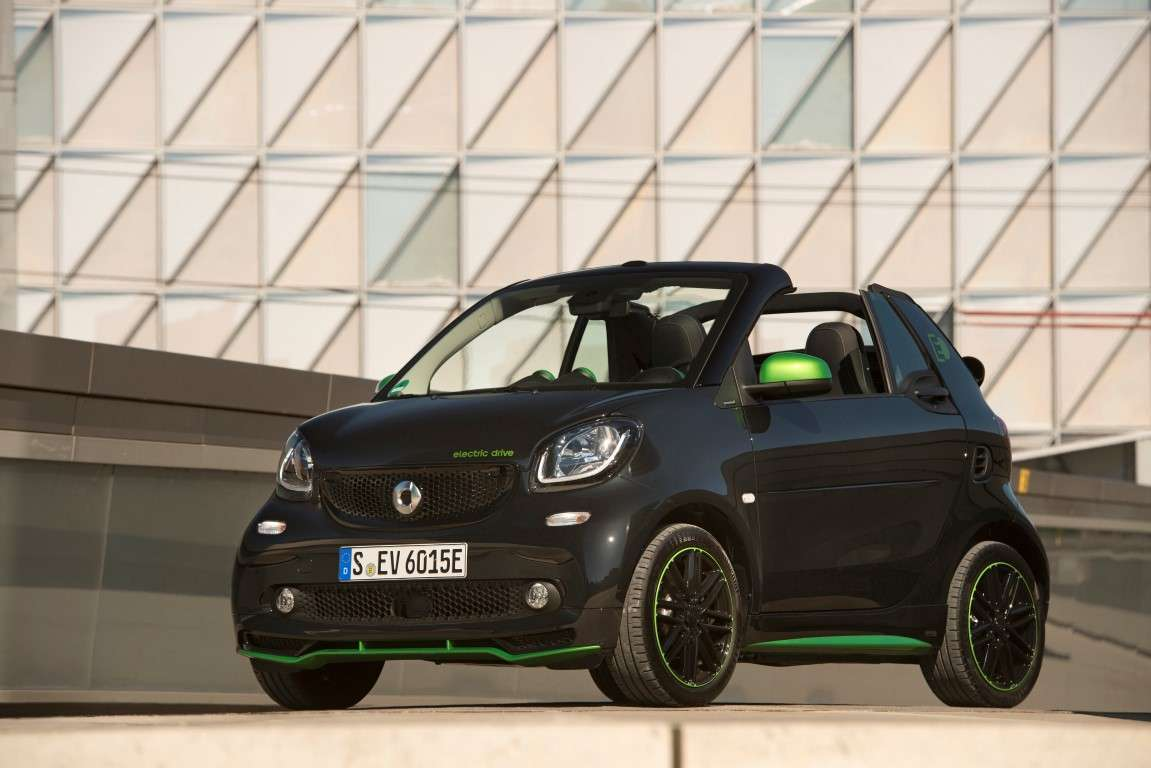 Motore di Smart electric drive cabrio