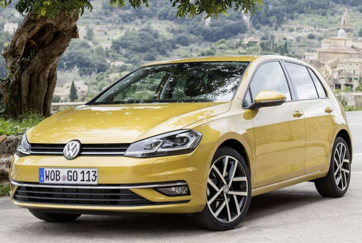 Volkswagen Golf TGI BlueMotion Technology