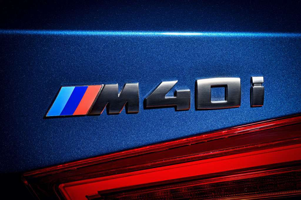 BMW X3 M40i 2018 M Performance