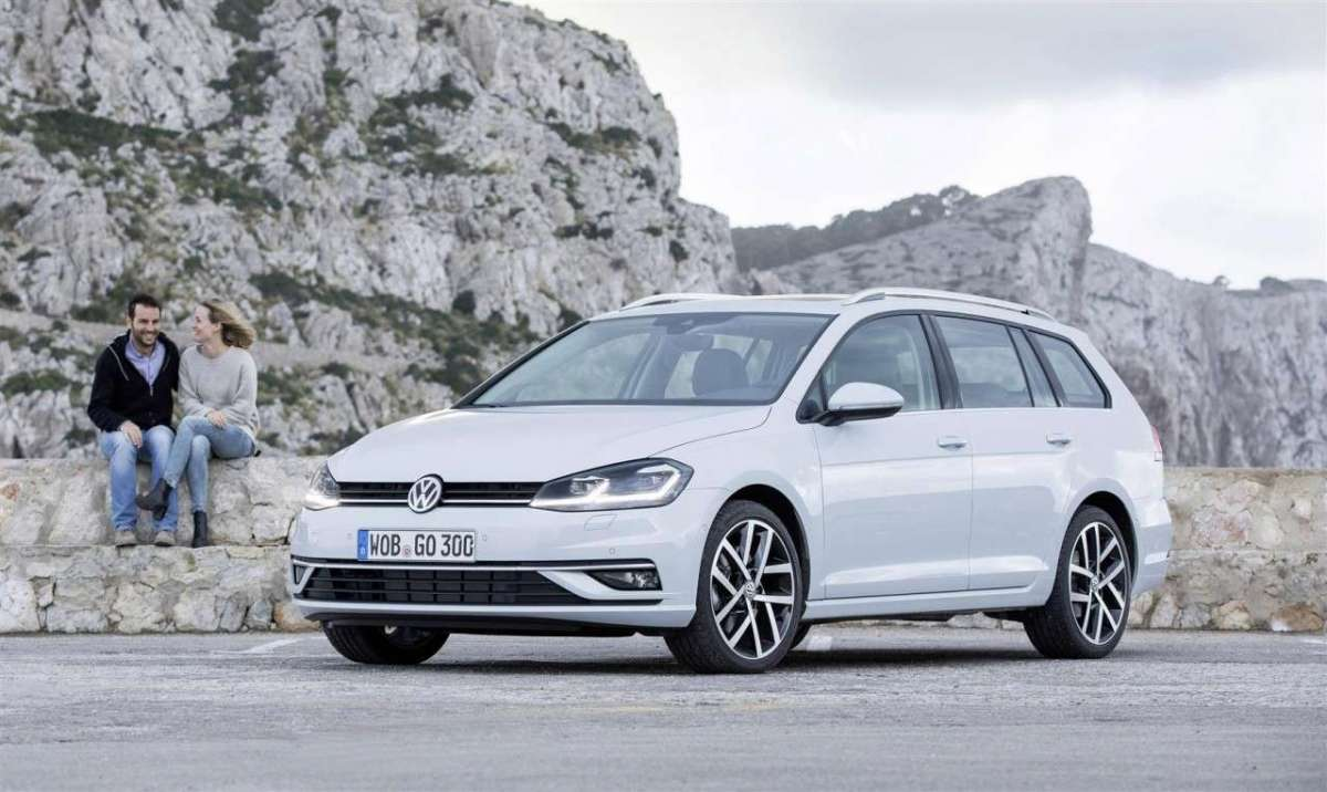 Volkswagen Golf Variant TGI BlueMotion Technology