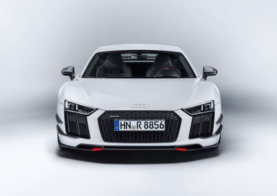 Aerodinamica Audi R8 Performance Parts