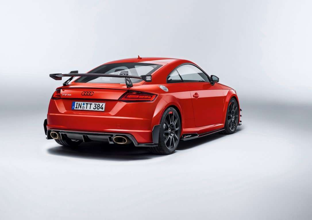 Prestazioni di Audi TT Performance Parts