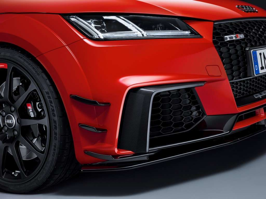 Audi TT Performance Parts, splitter