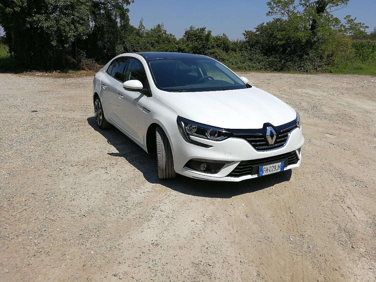 Renault Megane Grand Coupe 2017 muso