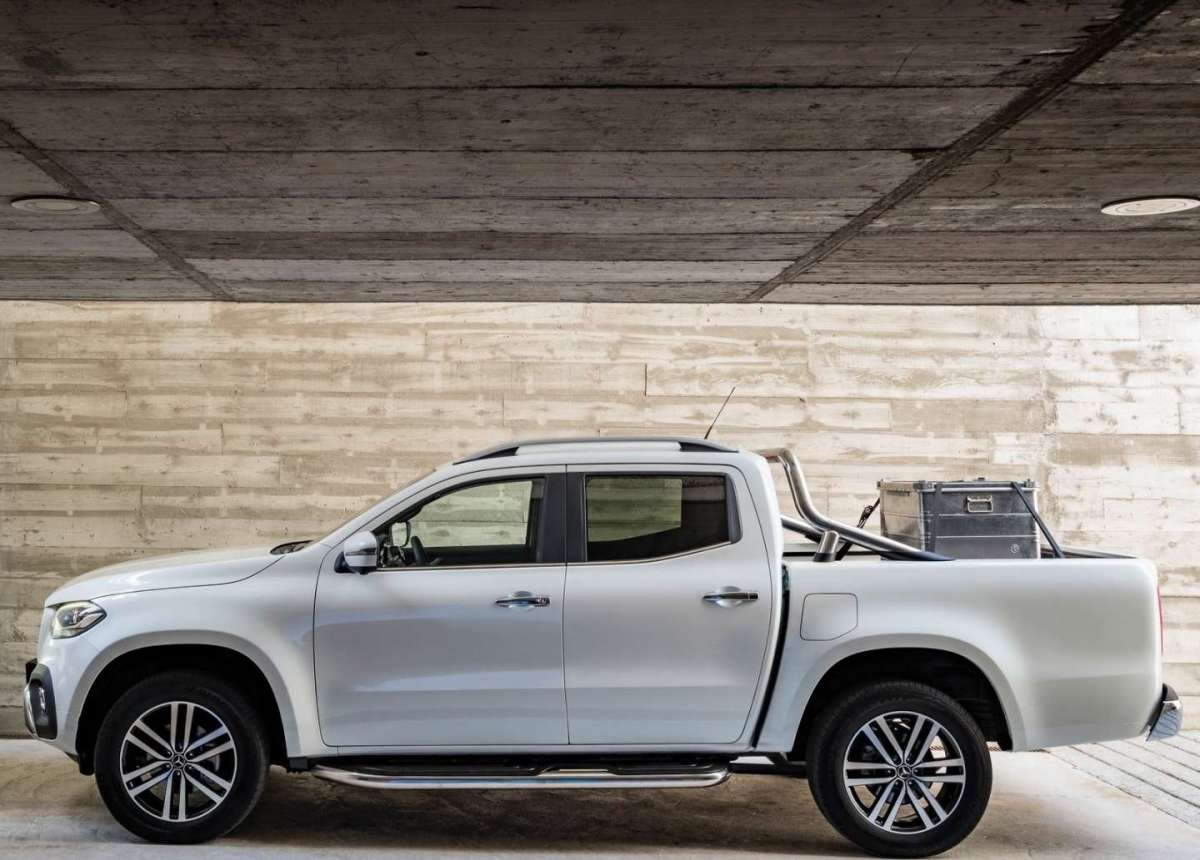 Mercedes Classe X 2018 pick-up