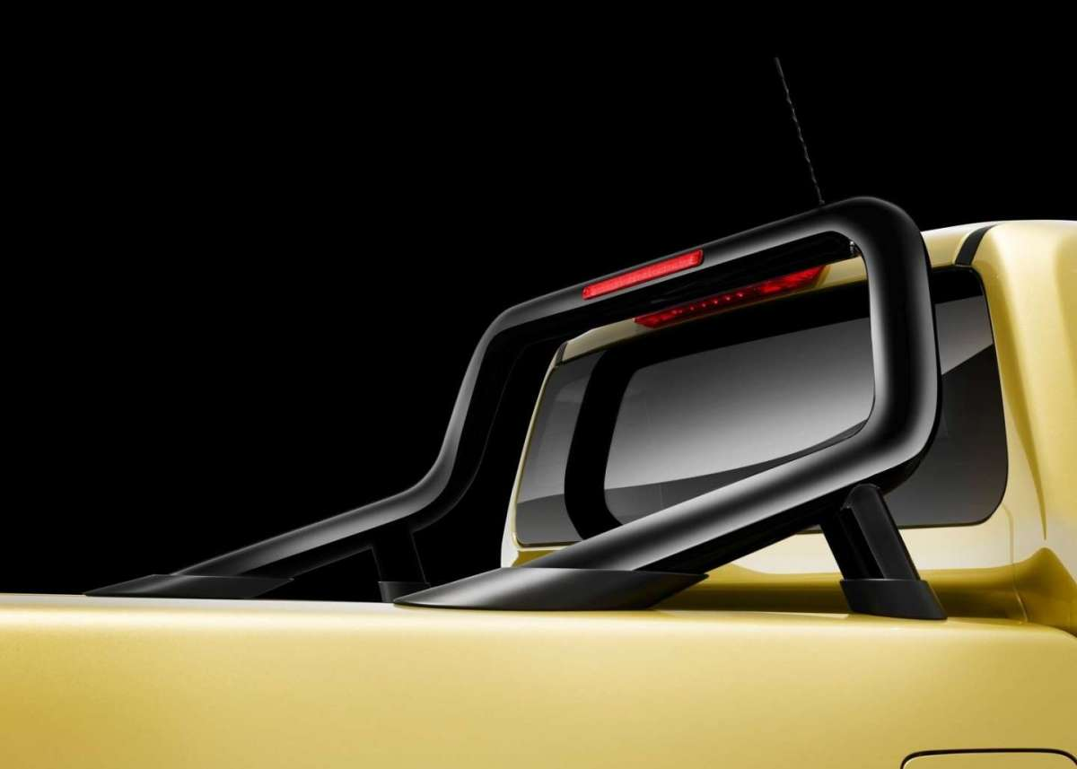 Mercedes Classe X 2018 roll bar