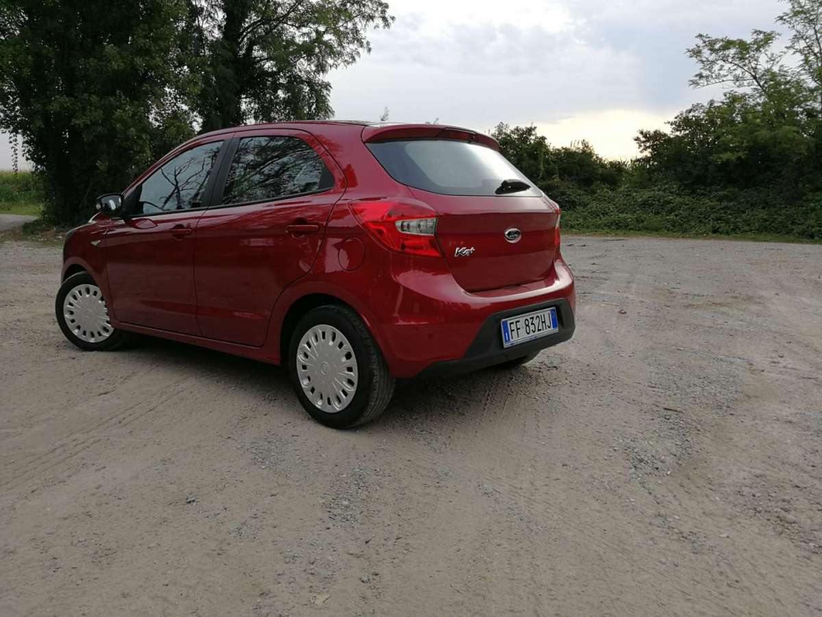 Posteriore Ford Ka+