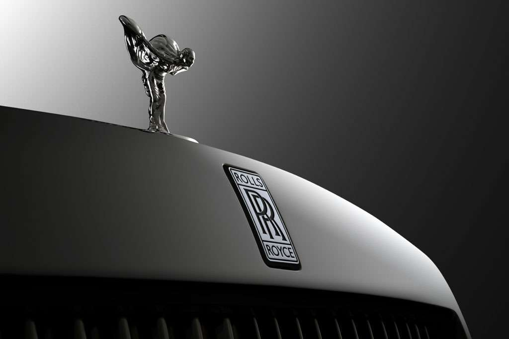 Rolls-Royce Phantom 2018 Spirit of Ecstasy