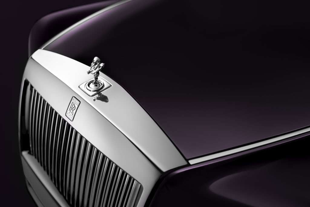 Rolls-Royce Phantom 2018 design