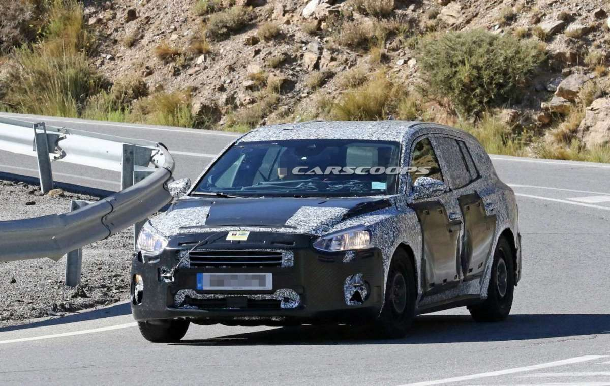 Ford Focus 2018 Wagon