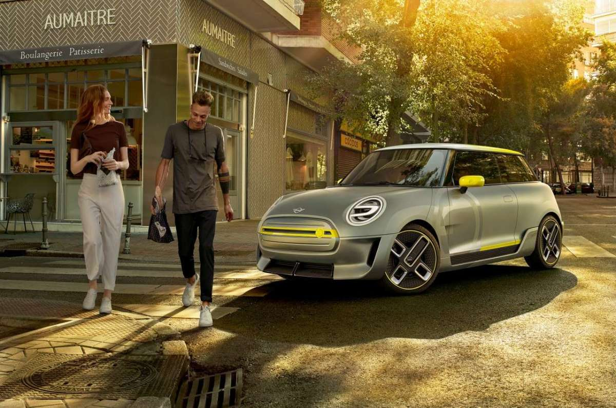 Mini Electric Concept estetica