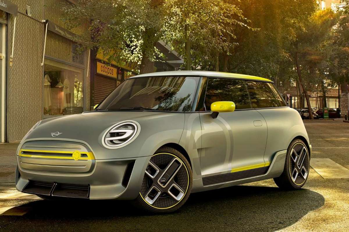 Mini Electric Concept design