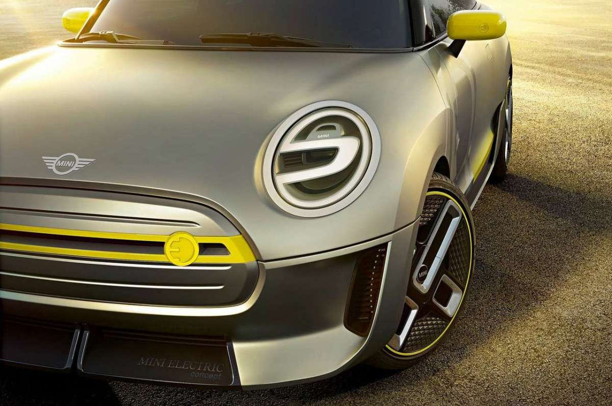 Mini Electric Concept gruppi ottici