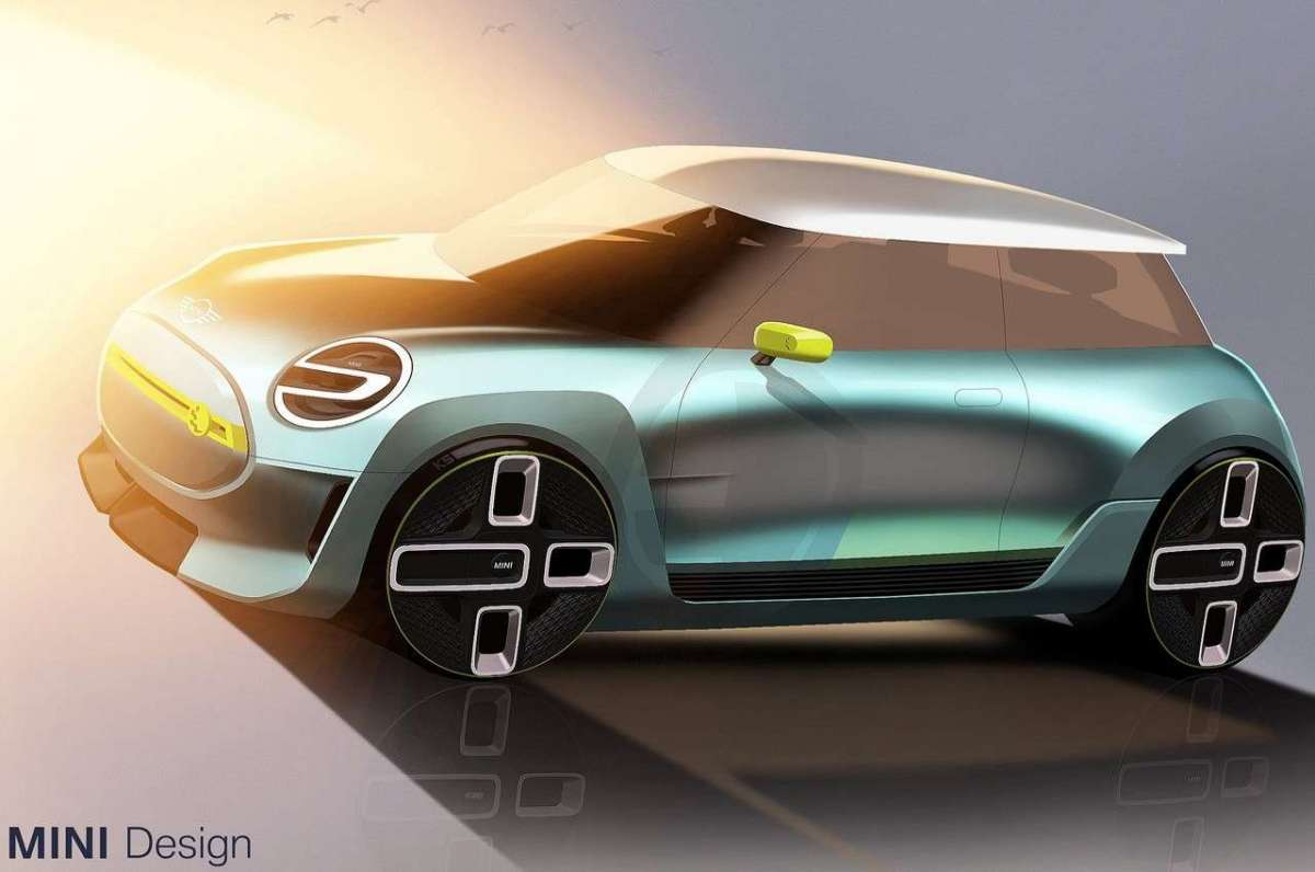 Mini Electric Concept scheda tecnica