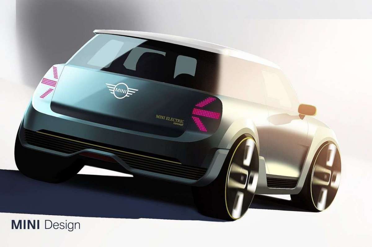 Mini Electric Concept fanali