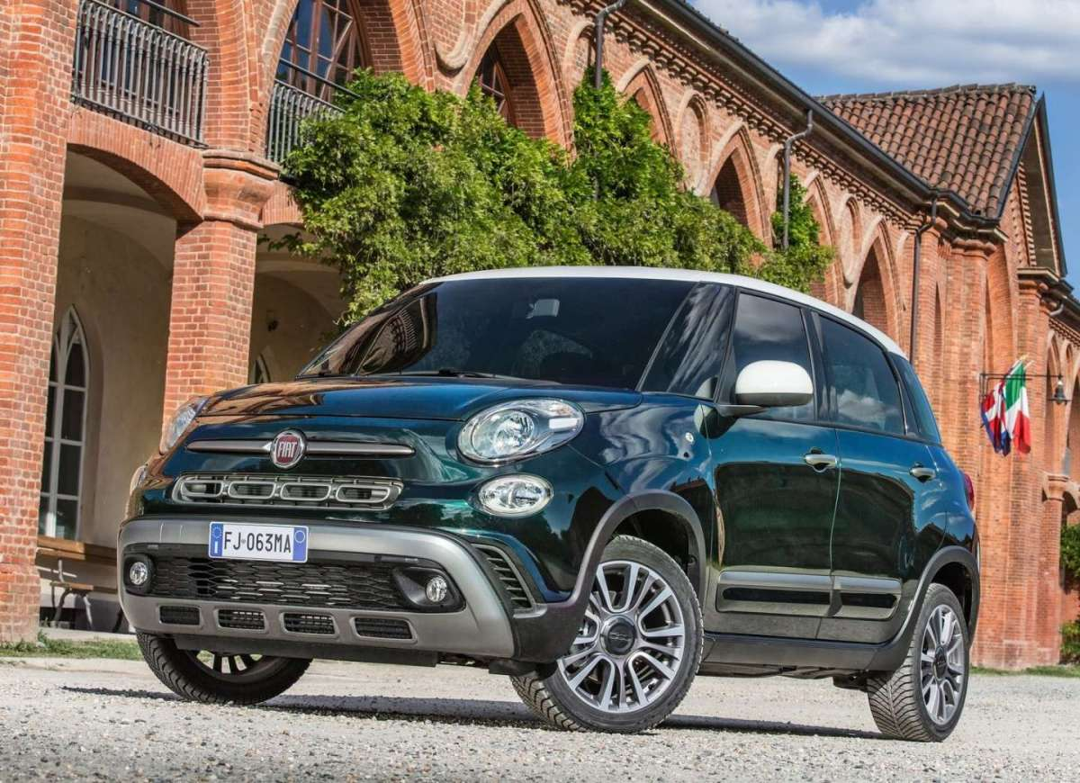 Fiat 500L Cross GPL