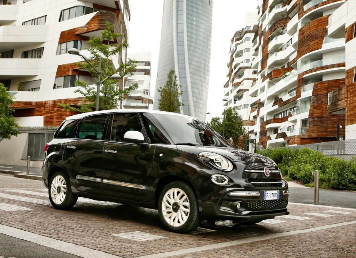 Fiat 500L Wagon Natural Power