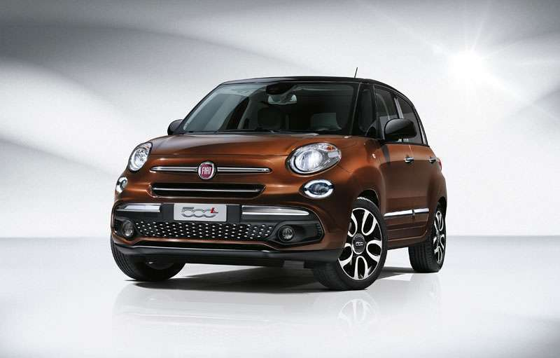 Fiat 500L GPL e Natural Power