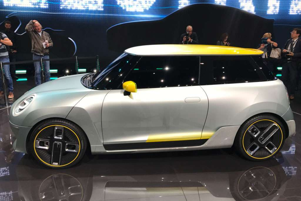 Mini Electric Concept profilo