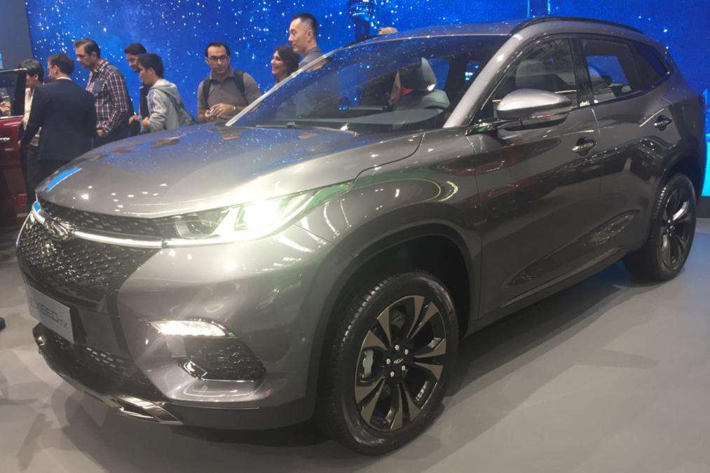 Chery Exceed TX SUV