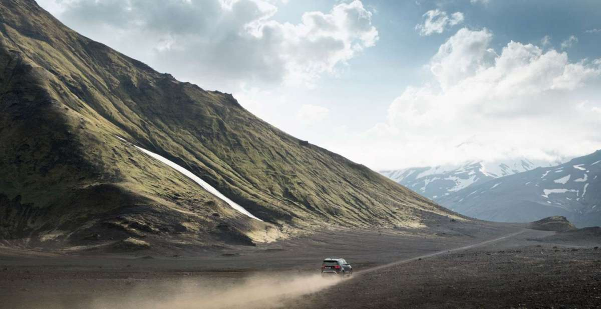 Foto ufficiali Land Rover Discovery