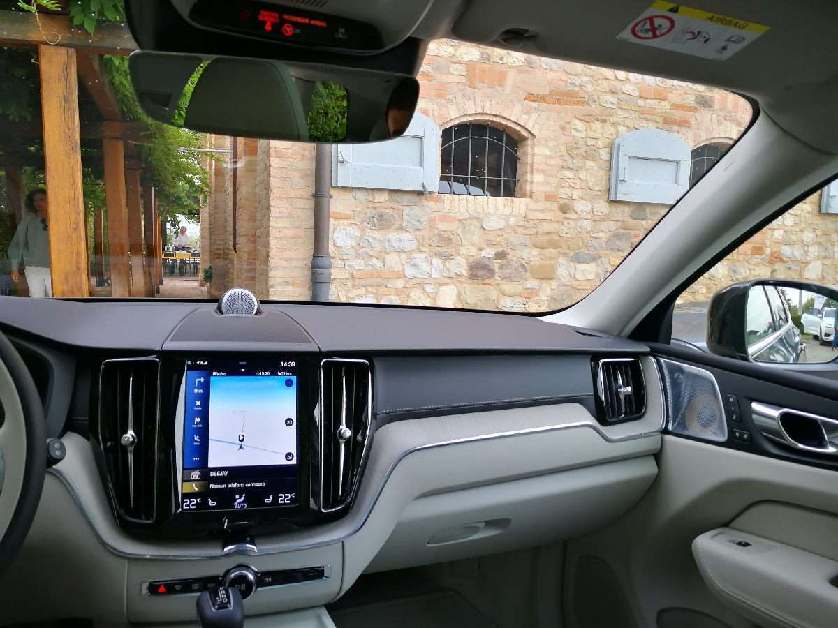 Volvo XC60 2017 finiture curate
