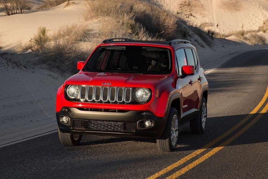 Jeep Renegade GPL