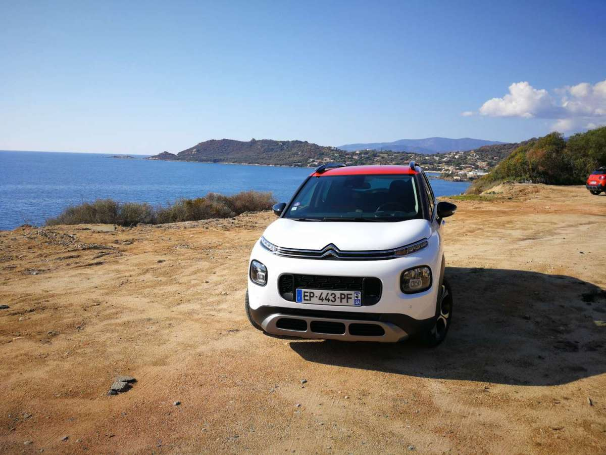 Citroen C3 Aircross 2017 bicolore