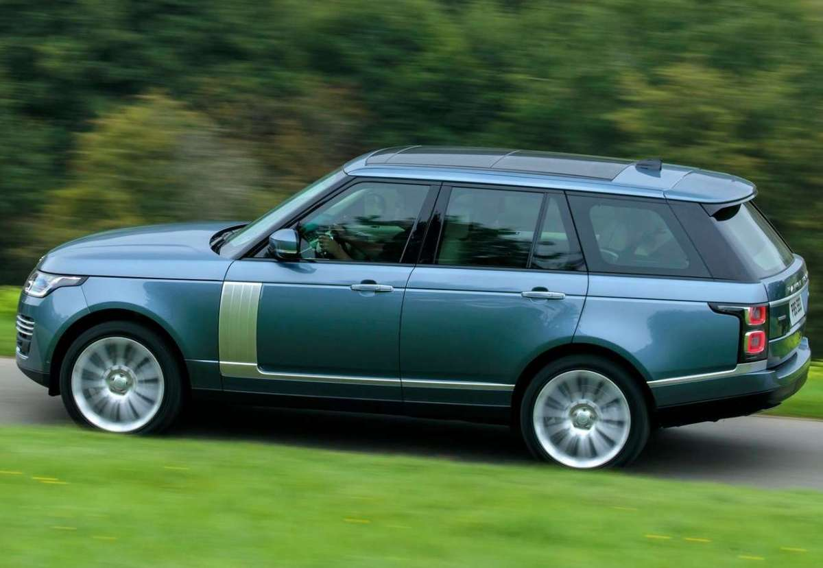 Restyling di Range Rover 2018