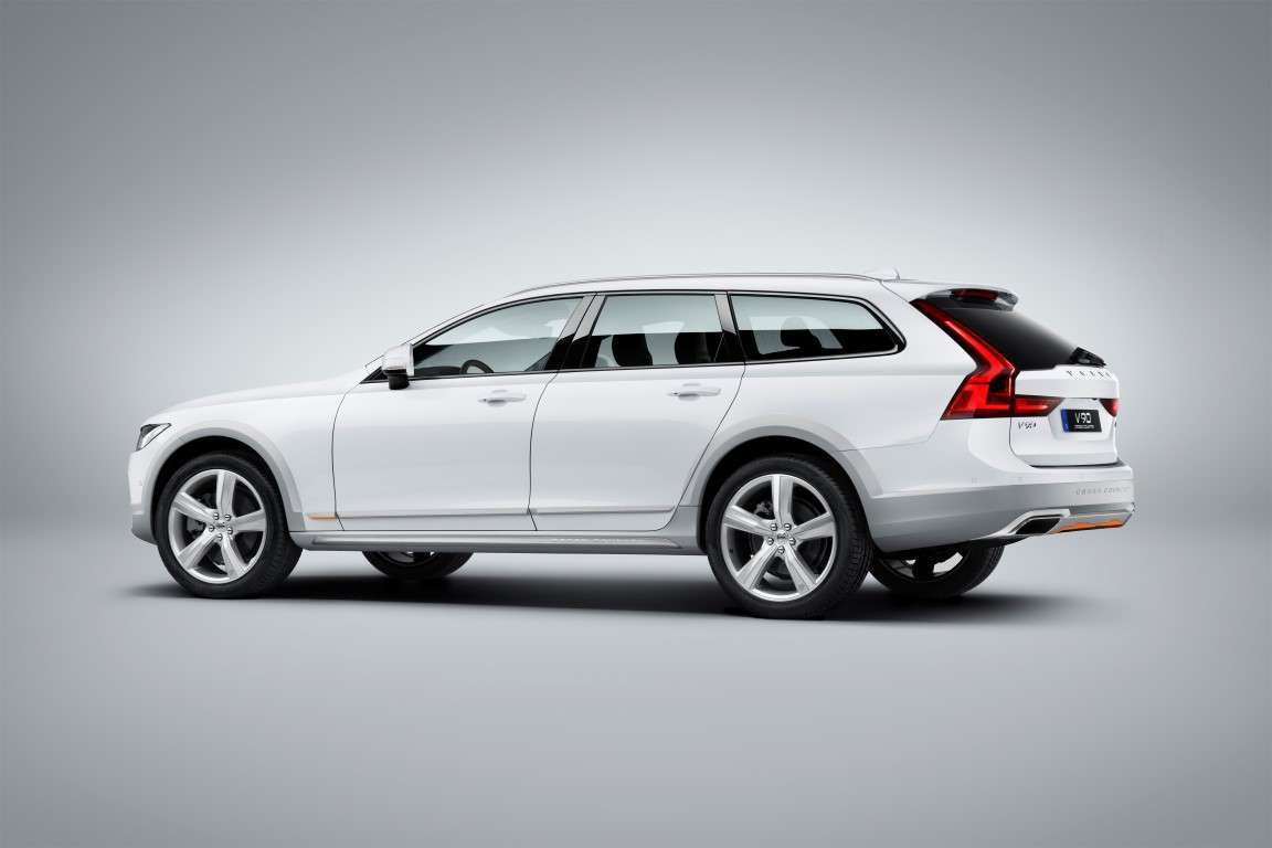 Caratteristiche di Volvo V90 Cross Country Ocean Race