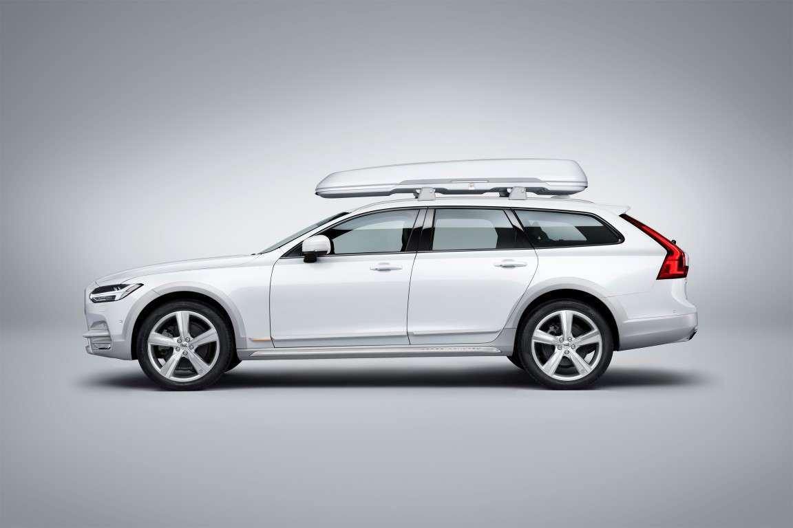 Dimensioni di Volvo V90 Cross Country Ocean Race