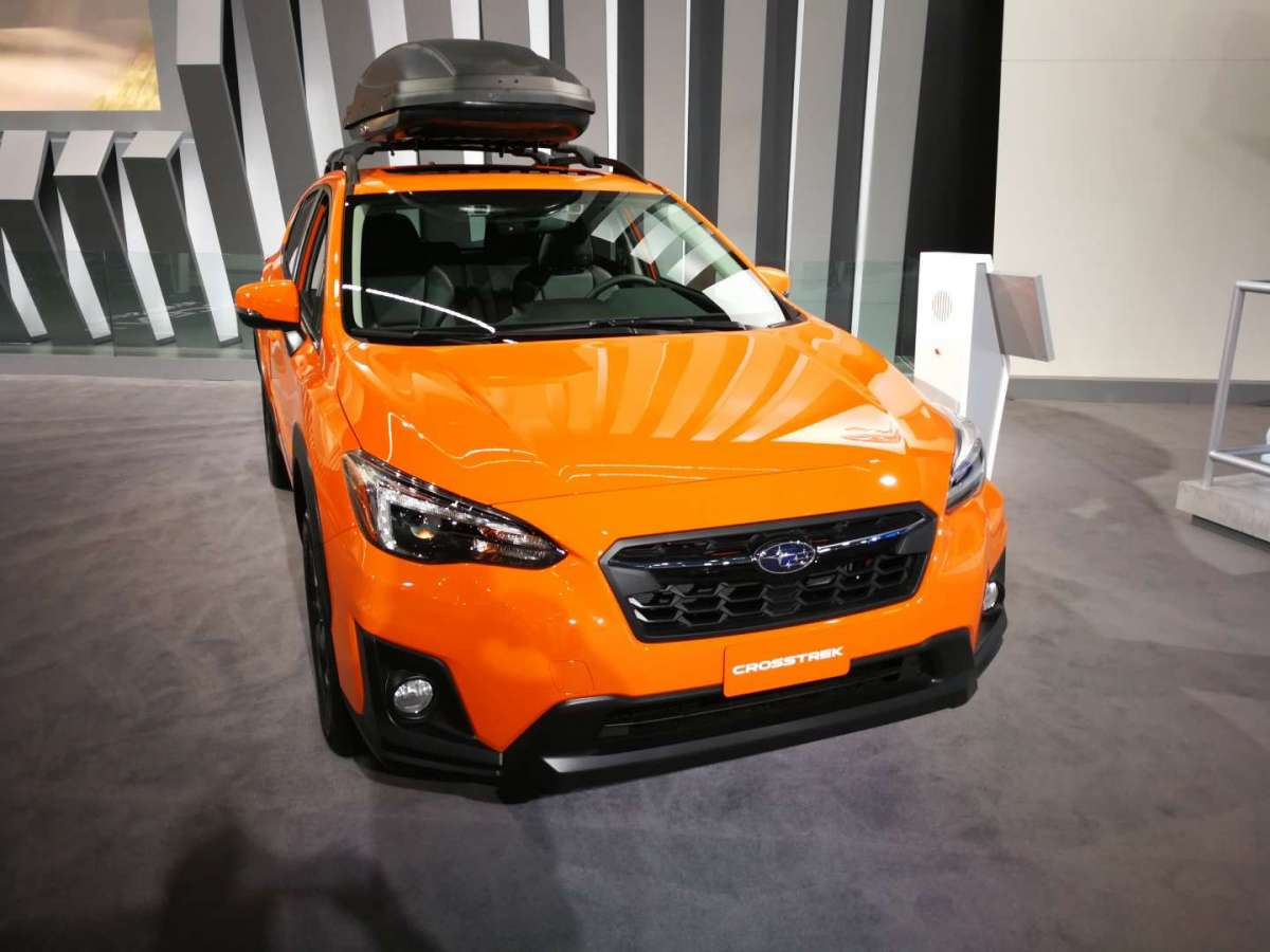 Subaru Crosstrack