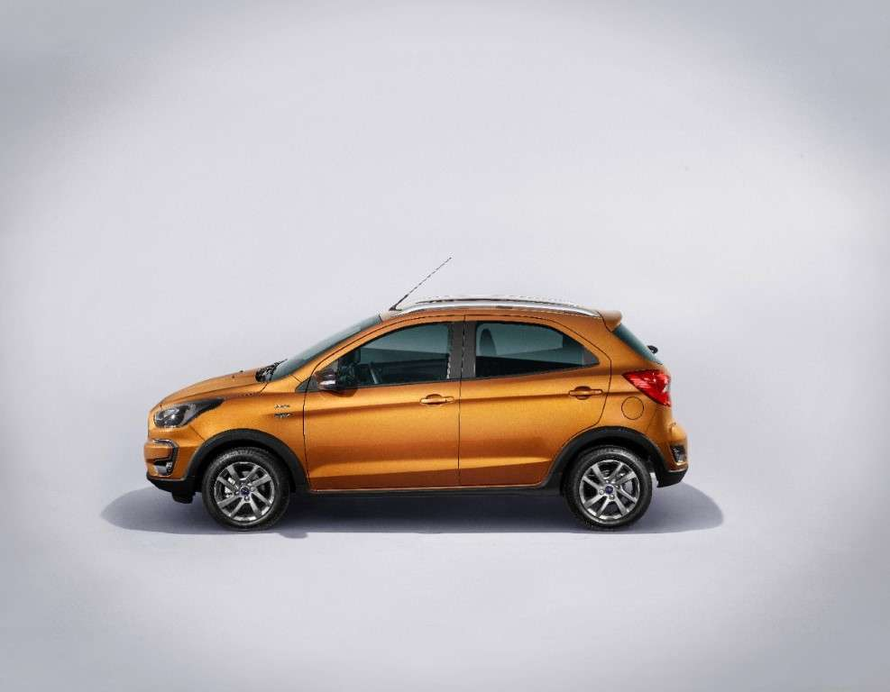 Ford Ka+ Active, caratteristiche