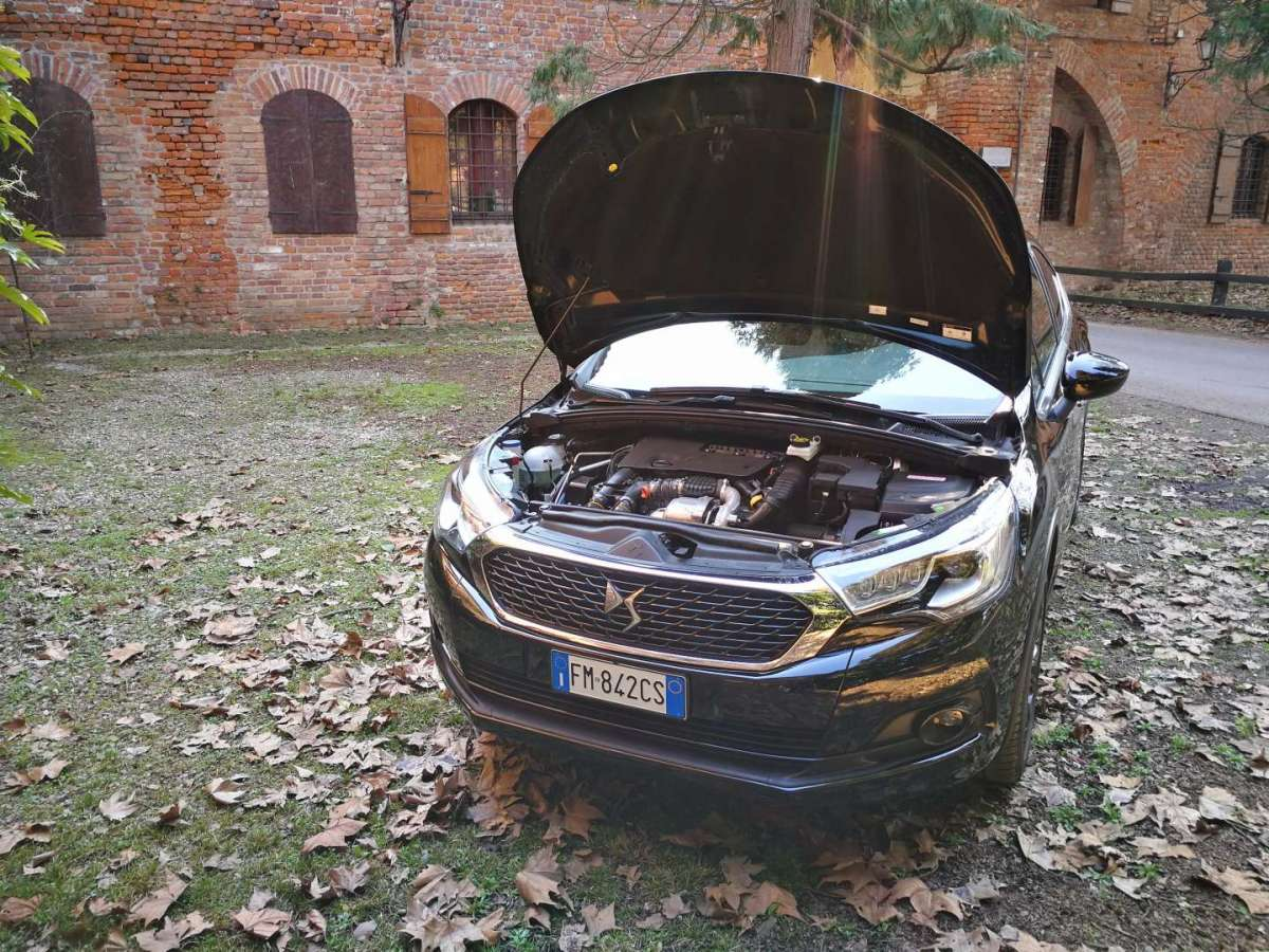 DS 4 Crossback motori