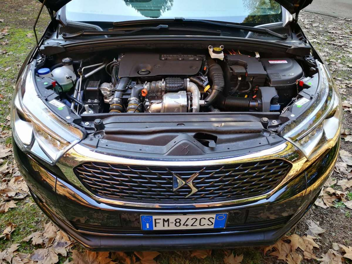 DS 4 Crossback consumi