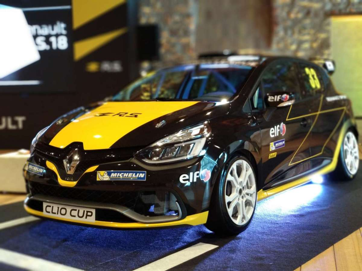 Renault Clio R.S. Cup