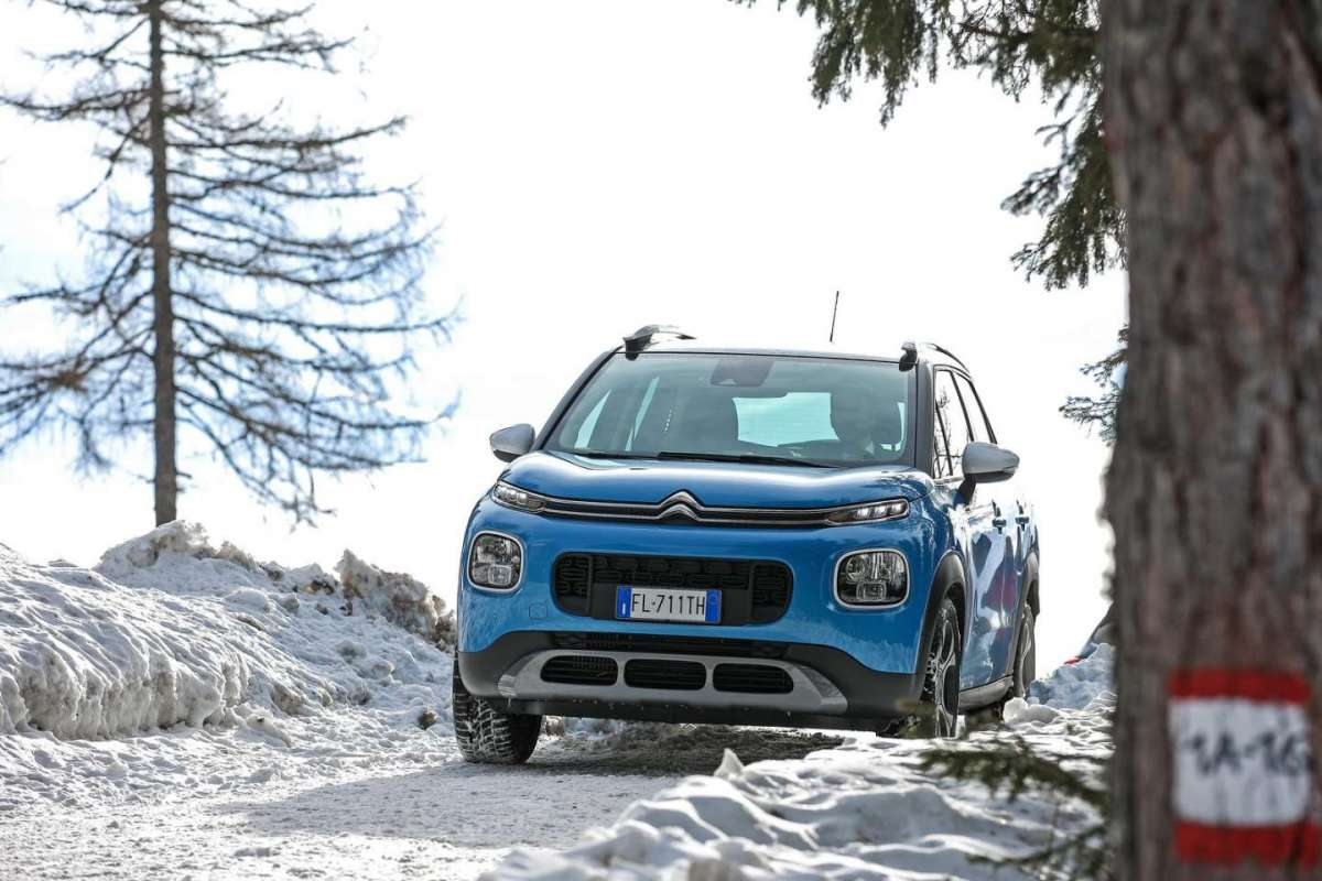 Citroen C3 Aircross-Grip-Control-frontale