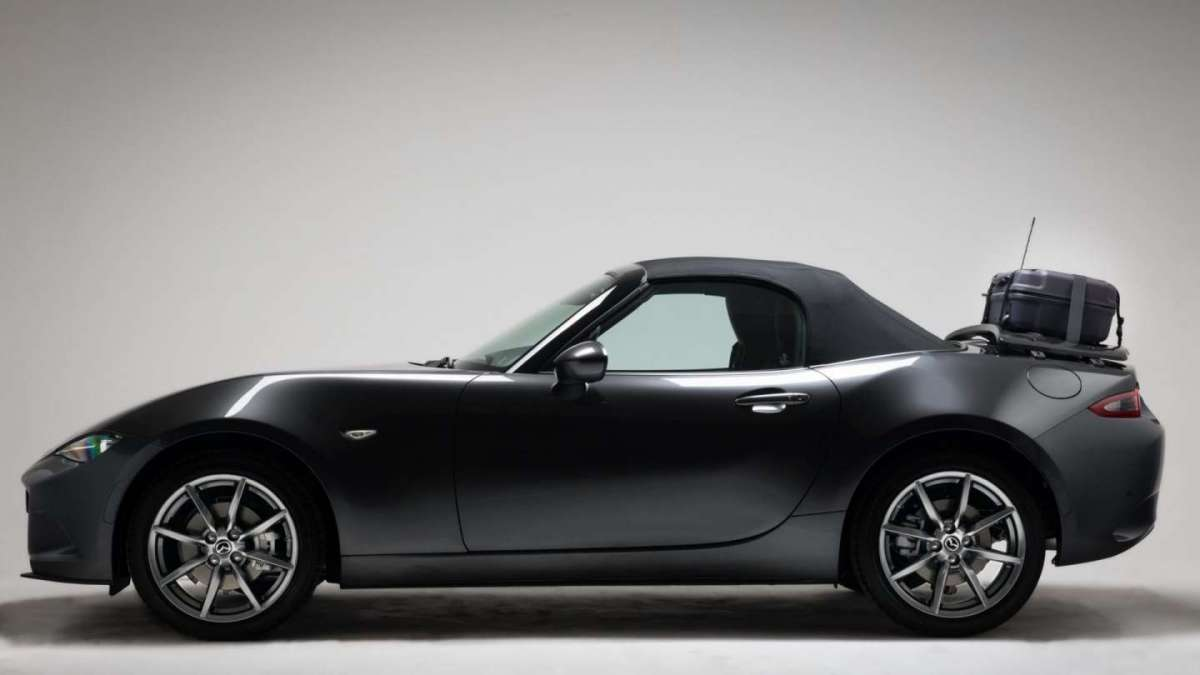 Mazda MX-5 Grand Tour laterale