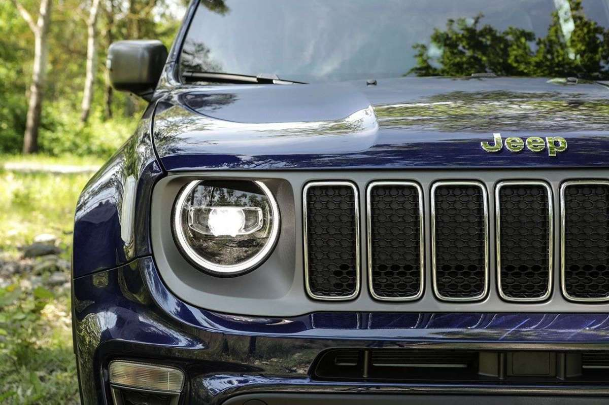 Fari full LED Jeep Renegade 2019