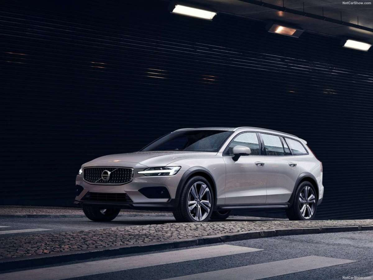 Volvo V60 Cross Country - Tecnologia