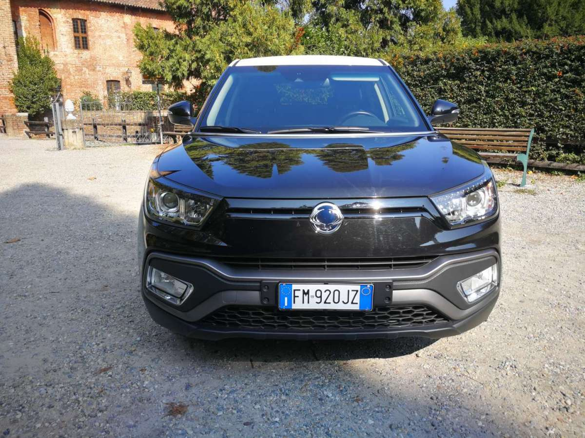 Ssangyong XLV opinioni