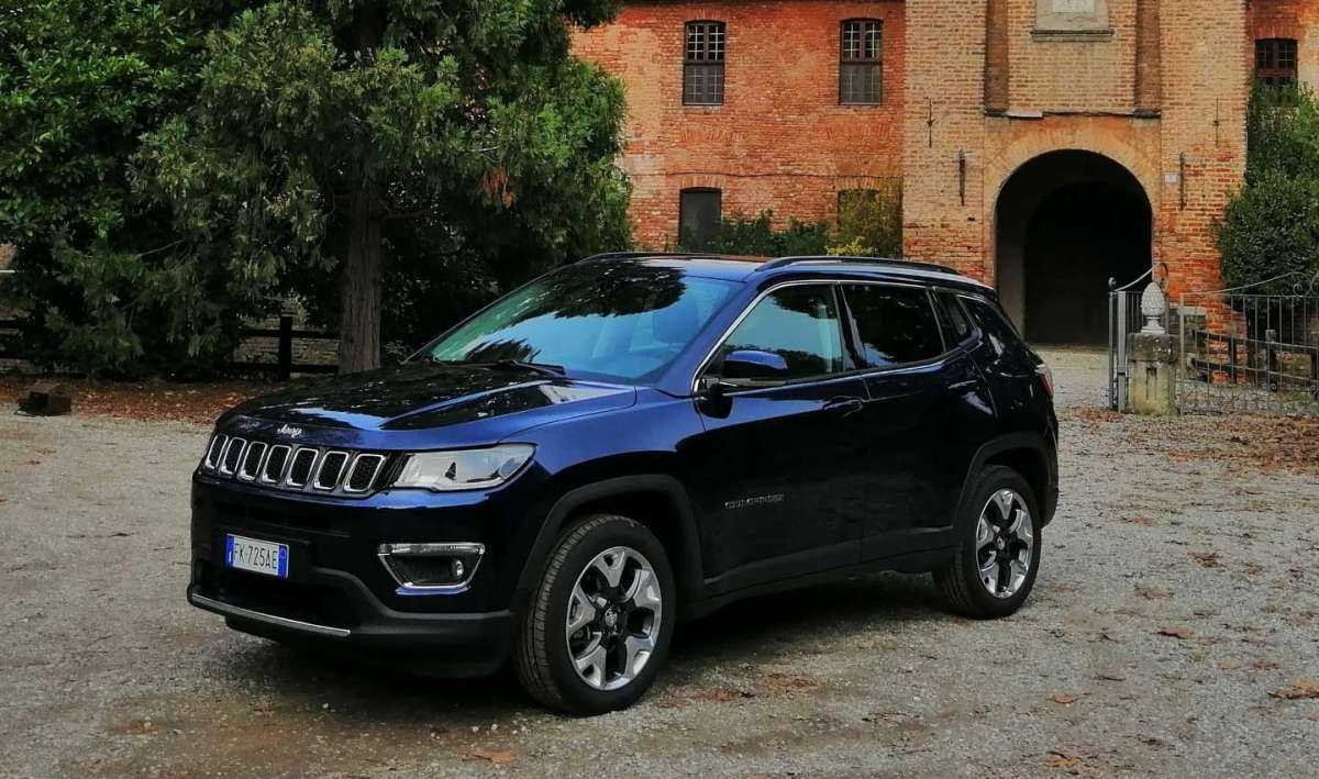 Jeep Compass 2018 Limited automatica