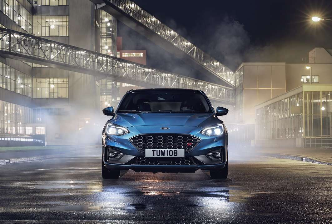 Ford Focus ST 2020 muso