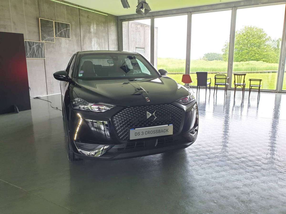 DS 3 Crossback, test drive