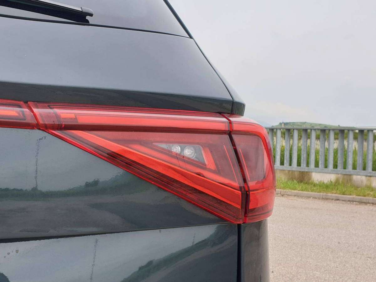 Seat Tarraco stop posteriore