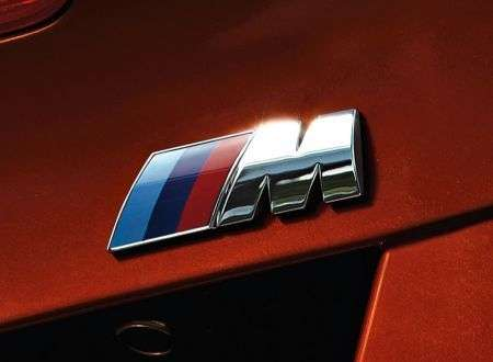 BMW Serie 1 M Coupé - badge