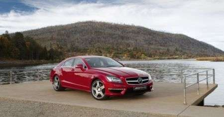Mercedes CLS 63 AMG muso