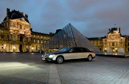 Maybach - Louvre - partner